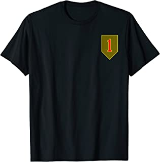 1st Infantry Division Shirt