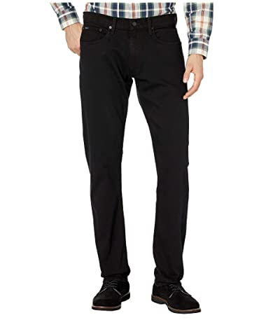 Polo Ralph Lauren Hampton Relaxed Straight Fit Jeans (Hudson Black) Men
