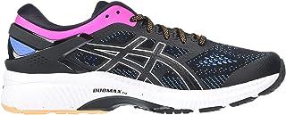 Women's Gel-Kayano 26 Running Shoes, 9.5M, Black/Blue Coast