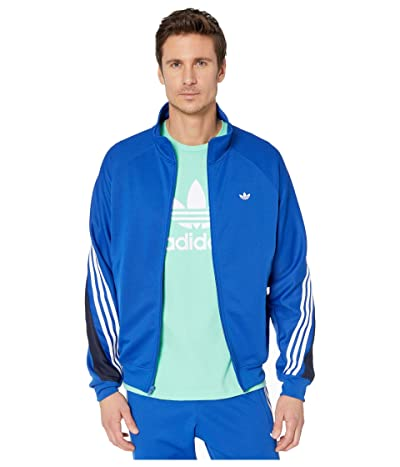 adidas Originals 3-Stripes Wrap Track Top (Team Royal Blue/White) Men