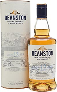 Deanston 12 Years Old Un-Chill Filtered  GB 46,3% Vol. 0,7 l