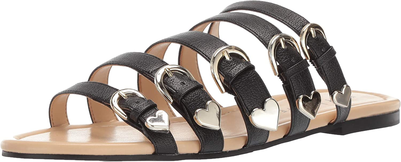 Popular brand in the world Katy Perry Women's The half Sandal Flat Nikki