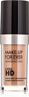 Make Up For Ever R230 Ultra HD Invisible Cover Foundation, 30 ml, beige