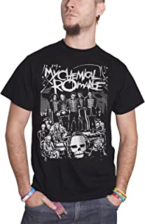T Shirt The Black Parade Dead Logo Official Mens Black