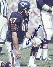 Autographed Ed O'Bradovich Chicago Bears 8x10 Photo - W/coa