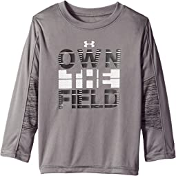 Own the Field Long Sleeve (Little Kids/Big Kids)