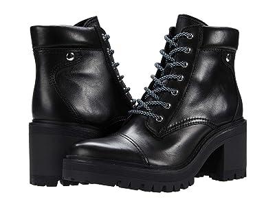 Marc Fisher LTD Wenner (Black Leather) Women