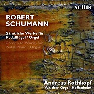 Sechs Fugen Über Den Namen Bach Für Orgel Oder Pianoforte Mit Pedal Op. 60: III. Mit Sanften Stimmen (G - Moll)