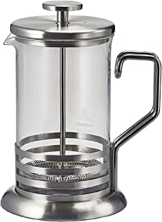 HARIO(ハリオ) ハリオール・ブライトj コーヒー & ティープレス 4杯用 ステンレス THJ-4-HSV