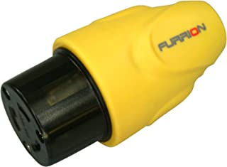 Furrion F20FMP-SY Yellow 20 Amp Female Plug