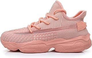 RomenSi Women's Memory Foam Slip On Walking Tennis Shoes...