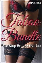 Taboo Bundle: Four Step Erotica Stories