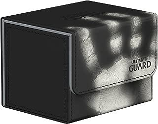 Ultimate Guard Deck Box: Sidewinder 100+ ChromiaSkin Black