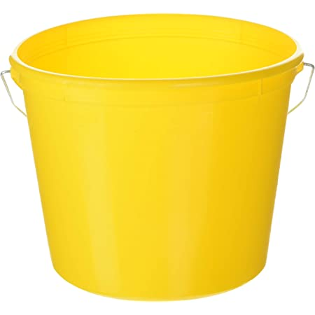 Warner 5-Quart Promotional Plastic Bucket, 550