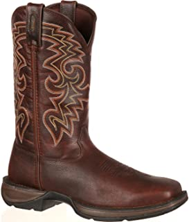 Durango Rebel Dark Brown Pull-On Western Boot