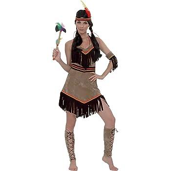 Disfraz de india para mujer TALLA XL: Amazon.es: Juguetes y juegos