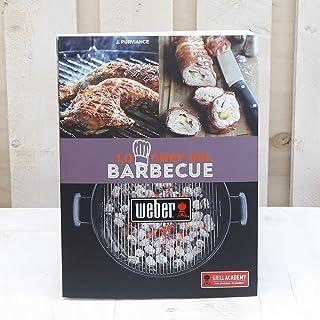 Weber Libro Lo Chef del Barbacoa Libros, Multicolor, Única