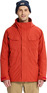 Burton Mens Gore-Tex Edgecomb 3 In 1 Jacket