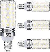 Anmossi E14 LED Lampe,6000K Koelwit,1200Lm,12W LED Maïsbol,Gelijk aan 100W Gloeilamp,Niet Dimbaar,Edison Schroef LED E14 L...