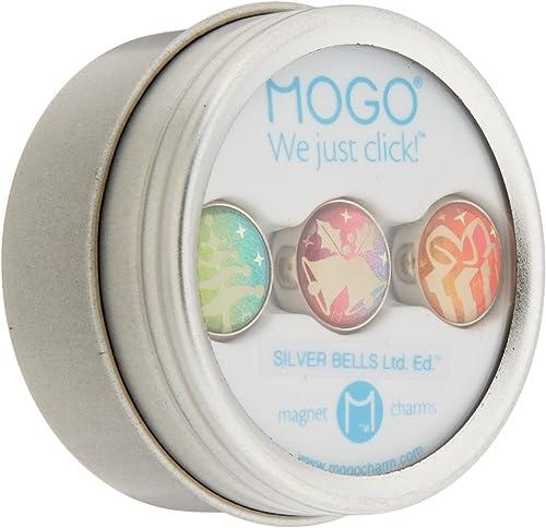 Nuevos productos de artículos novedosos. Mogo Design plata Bells Limited Limited Limited Edition by Mogo Design  auténtico