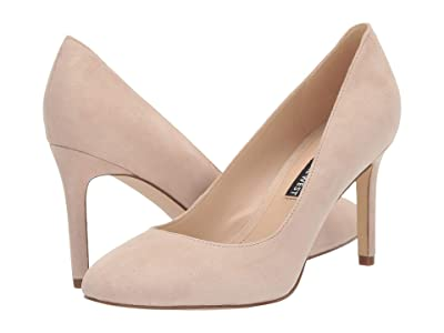 Nine West Dylan Pump (Barely Nude 1) Women
