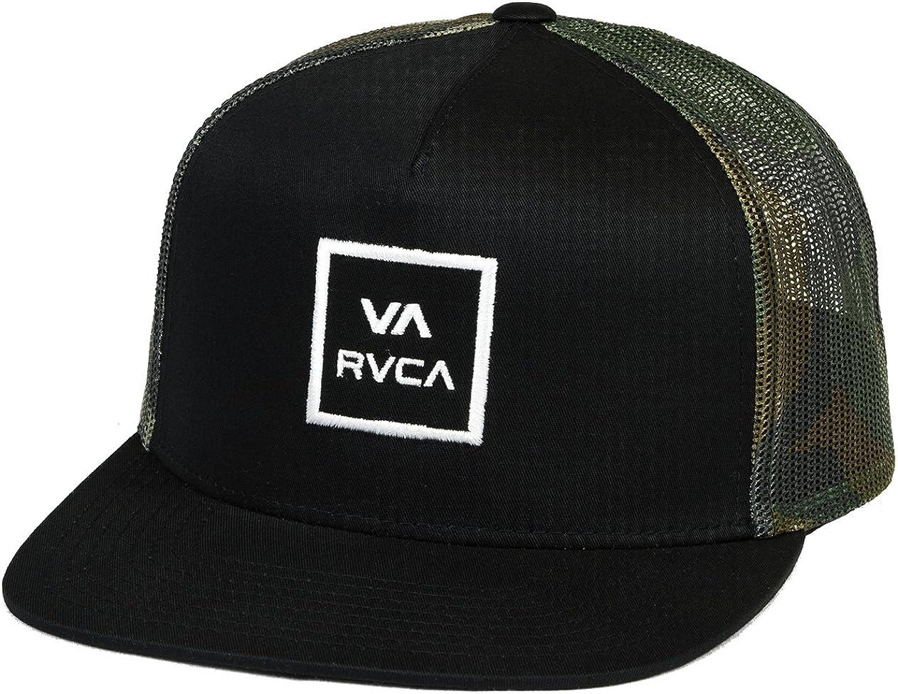 RVCA Men's Va All The Way Trucker Hat