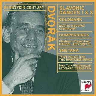 Dvoràk: Slavonic Dances Nos. 1 & 3 / Goldmark: Rustic Wedding / Humperdinck, Smetana