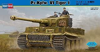 Hobby Boss Pz.Kpfw.VI Tiger I Military Land Vehicle Model Building Kit