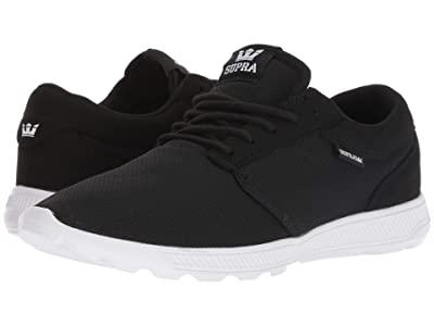 Supra Hammer Run (Black/White/White) Men