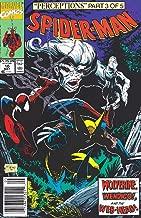 Spider-Man #10 Perceptions Part 3 (Wolverine, Wendigo! and the Web-Head!, Volume 1)