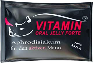 VITAMIN PREMIUM Forte Natürliches Gel | Für aktive Männer