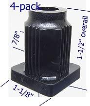 Oajen caster socket for 7/16
