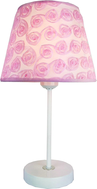 Die Lampen, Rosa gerade Rosa 40  22 cm, Schalter des Helligkeitsreglers B06Y6273JR  | Exzellente Verarbeitung