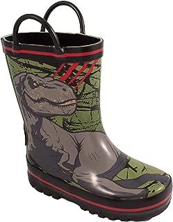 Baby Boy's JPF500 Jurassic World¿ Rain Boot (Toddler/Little Kid)