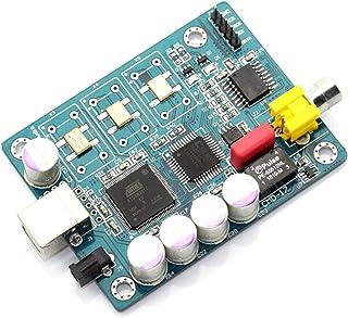 Amanero usb iisデジタルインターフェイス+ WM8805同軸出力カード
