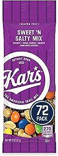 Kar's Nuts Sweet 'N Salty Trail Mix Snacks - Bulk Pack of 2 oz Individual Pack (Pack of 72)