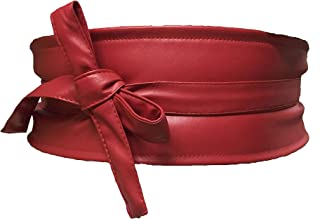 Fashion Factory Faux Leather Belt For Women