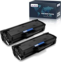OfficeWorld Compatible 111S Toner Cartridge Replacement for Samsung 111S 111L MLT-D111S MLT-D111L ( Black, 2 Packs ), Compatible with Samsung Xpress SL-M2020W SL-M2020 SL-2022FW SL-2070FW SL-2070W