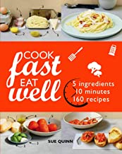 Best cook fast eat well Reviews