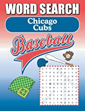 Chicago Cubs Word Search: Word Find Puzzle Book For All Cubs Fans
