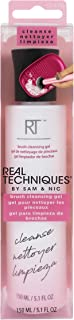 Real Techniques Brush Cleansing Gel, 5.1 Ounce (Packaging May Vary)