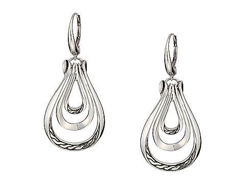 John Hardy Classic Chain Earrings