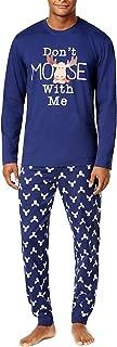 Family Pajamas Men's Holiday Moose Pajama Set