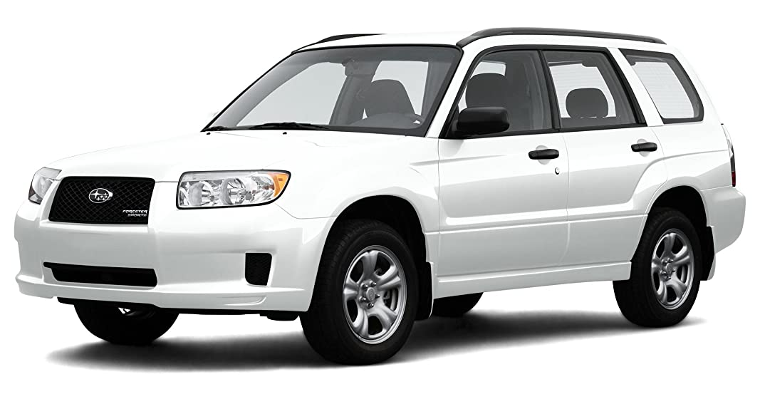 Amazon.com: 2007 Subaru Forester Reviews, Images, and Specs: Vehicles