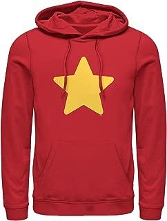 Fifth Sun Steven Universe Men's Star Hoodie