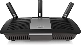 Linksys EA6900 Dual-Band Smart WiFi Router (AC1900, 4 Gigabit Ethernet Ports, 1 USB 3.0 Port, 1 USB 2.0 Port, Smart WiFi App Enabled )