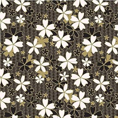 Chinoiserie Flowers Duvet Cover - Vintage Microfiber Duvet Cover Cream Queen