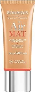 Bourjois Air Mat Fdt Base de Maquillaje Tono 05 Golden beige - 30ml