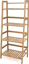 Best wooden shelf rack Reviews