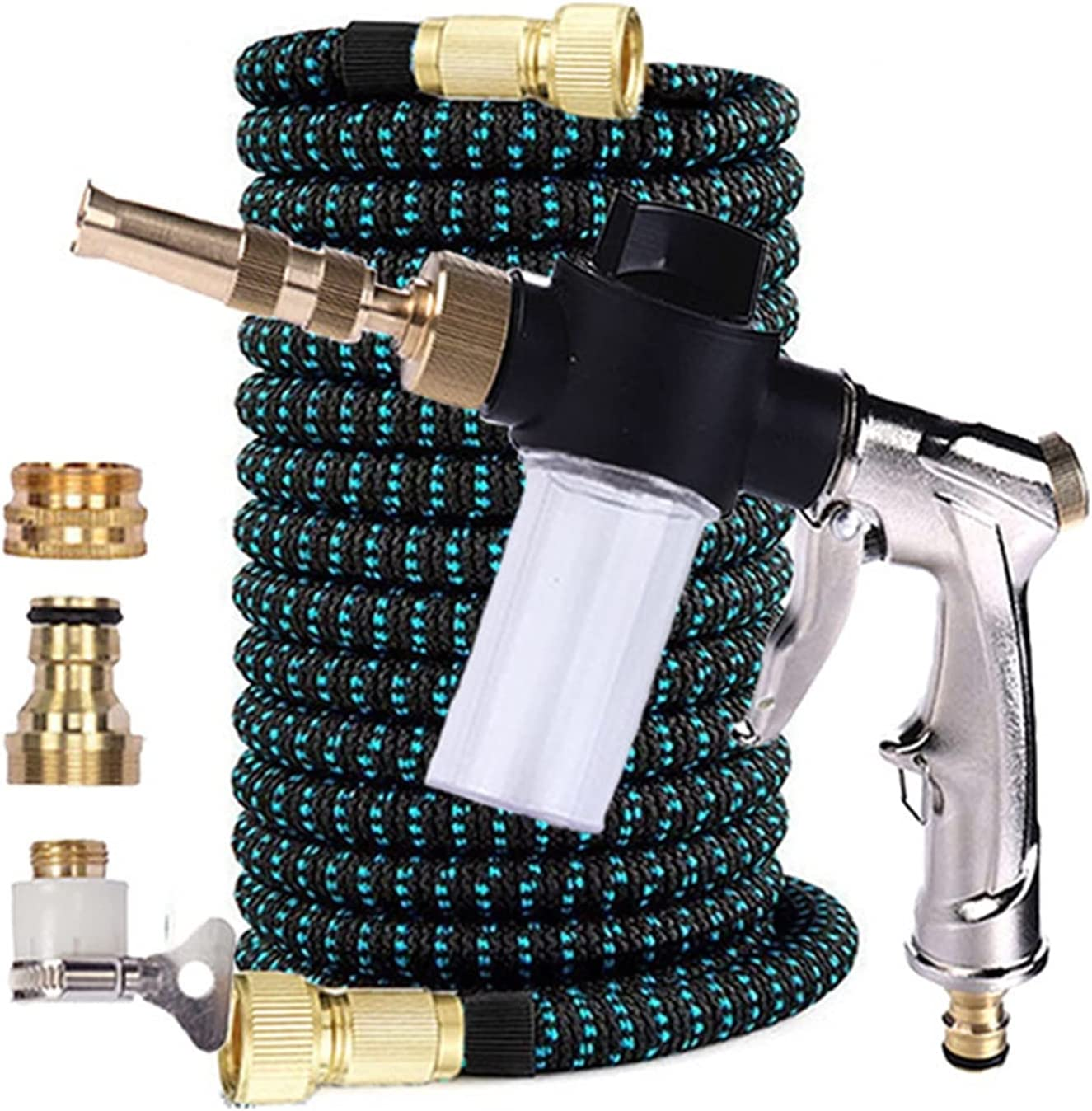 TMP1105 Expandable Free shipping on posting reviews Home Garden Water Was Hose Pressure High Super-cheap Car